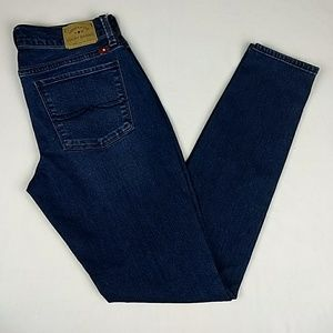 Lucky Brand Brooklyn Skinny Ankle Jeans Size 2